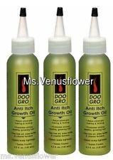 3 x Doo Gro Anti Itch Growth Oil