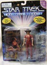 1997 Playmates Star Trek TNG - Holodeck Series - Troi as Durango - Mint on Card!
