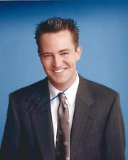 Matthew Perry Signed FRIENDS 8x10 Photo #2