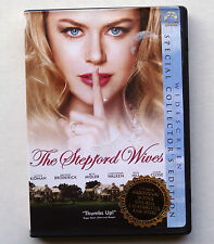 The Stepford Wives 2004 Nicole Kidman Faith Hill PG-13 widescreen DVD movie