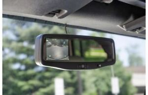 AEV JEEP WRANGLER JK Rear Vision System w/ Mirror Display '13+ with map light