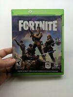 Fortnite (Microsoft Xbox One) Physical disc copy rare oop