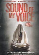 Sound Of My Voice DVD Movie - Brand New  Fast Ship! (HMV-166 / HMV-25)