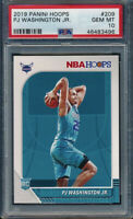 2019-20 Panini Nba Hoops PJ Washington Jr. Rookie RC PSA 10 GEM MINT Hornets 🔥