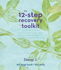New, The 12-Step Recovery Toolkit, Stacey J., Book