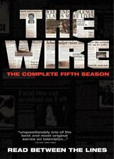 The Wire: The Complete Fifth Season DVD
