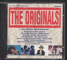 THE ORIGINALS CD FRANCE MPO ARCADE Yazoo Elton John Nancy Sinatra Jacksons