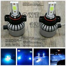 NEW 2x 5202 PS24WFF 8000K Ice Blue 8000LM Cree Led Headlight Bulbs Kit Fog Light