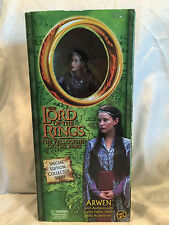 2001 Lord of the Rings Fellowship of the Ring Arwen Special Edition Figure NIB