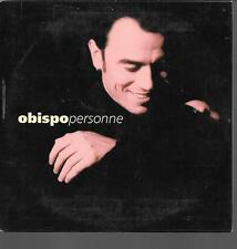 CD SINGLE 3 TITRES--PASCAL OBISPO--PERSONNE--1996
