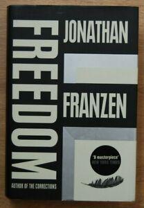 Jonathan Franzen - Freedom, gebunden, sehr guter Zustand
