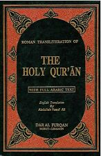 Roman Transliteration of the Holy Qur'an with Full Arabic Text