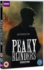 Peaky Blinders Series 1 and 2 BBC DVD Complete First & Second Season