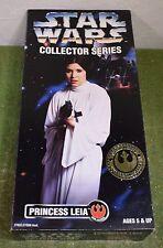 """Star Wars colector serie 12"""" Princesa Leia una nueva esperanza"""