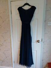 Coast navy dress 12