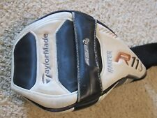 **USED TAYLORMADE R11s DRIVER HEADCOVER (HARPER WRITTEN ON HEAD)