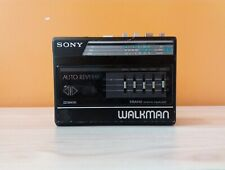 Cassette Player Sony Walkman Wm-F60 Multiplex Tv