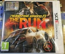 NEED FOR SPEED THE RUN gioco per NINTENDO DS game