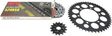 RK Natural Triumph 520XSO Acceleration Chain with Steel Sprocket - 7061-069P
