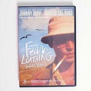 Fear and Loathing in Las Vegas Movie DVD Region 4 AUS - Johnny Depp