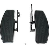 Cobra Driver Floorboards Chrome #06-1650 Honda VTX1800C/VTX1800F