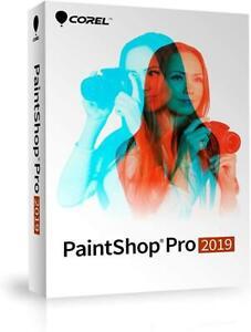 Corel Paintshop Pro 2019 - Box Pack - Digital Download