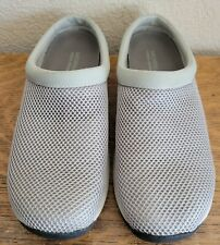 Merrell ~ Silver-mist Lt Gray Mesh J63314 Slip On Shoes ~ Women's Size 9.5 Euc