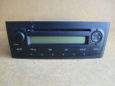 Fiat Punto F199 CD Grunding Radio Stereo CD Player +CODE 7354107270