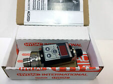 HYDAC EDS 304-3-040-016 Electronic Pressure Switch 40 bar 20-32VDC G1/4 9072018