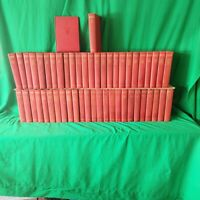 HARVARD CLASSICS - 1909 to 1910 - Complete 52 Volume Set - 1st Edition
