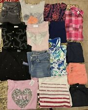 Huge Girls Clothes Lot Size 10/12 8 Outfits Justice, Cp, Aero, Gymboree,+. 2 New