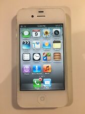 Apple iPhone 4s - 16GB - White (Unlocked) A1387 (CDMA + GSM) Verizon MD277LL/A