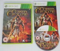 The Cursed Crusade (Microsoft Xbox 360, 2011) PAL