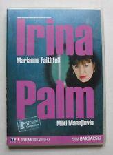 DVD IRINA PALM - Marianne FAITHFULL / Miki MANOJLOVIC - Sam GARBARSKI