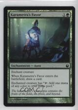 2014 Magic: The Gathering - Born of the Gods #125 Karametra's Favor Card 2k3