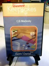 Creating Keepsakes Scrapbook Magazine C.D. Muckosky DVD