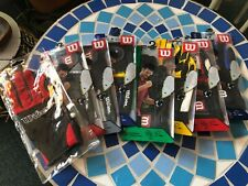Wilson cliff swain racquetball gloves 8 sets brand new