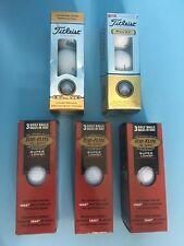 LOT Titleist ProV1 - 1/2 Dozen Golf Balls Brand New ~ TOP Flight xl 3000 (9) $$$
