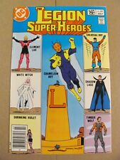 Legion of Super Heroes #301 Canadian Newsstand $0.75 Price Variant 9.2 NM-