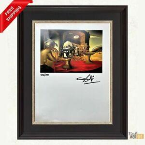 Salvador Dali Original Hand Signed Print  with COA