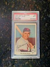 1959 Fleer Baseball #63 TED WILLIAMS............PSA 7