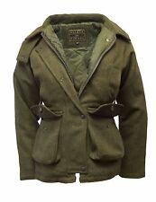 Ladies Derby Tweed Shooting Hunting Country Jacket Coat 8-24 DARK TWEED