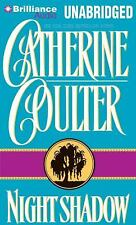 NIGHT SHADOW unabridged audio book on CD by CATHERINE COULTER