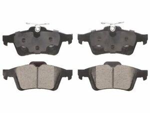 Rear Brake Pad Set 6CXR39 for 93 93X 2004 2005 2006 2007 2008 2009 2010 2011