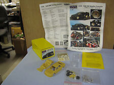 NEW, UNBUILT, Scala Audi 200 Quattro TransAm Test Car 1988, 1/43 Resin Model Kit