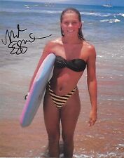 Nicole Eggert Signiert 8x10 Foto - Charles in Charge / Baywatch Babe - Sexy!