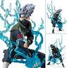 Anime Naruto Ninja Hatake Kakashi Cold Lightning Blade Action Figure Toy