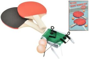 Retro Classic Table Tennis Set Two Players