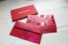 Emilio Pucci 2019 red envelopes for chinese new year scarf top cardigan sweater