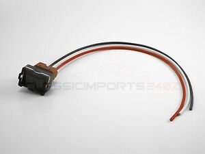 Throttle Position Sensor TPS Wiring Harness Connector Plug for 280z 280zx 300zx